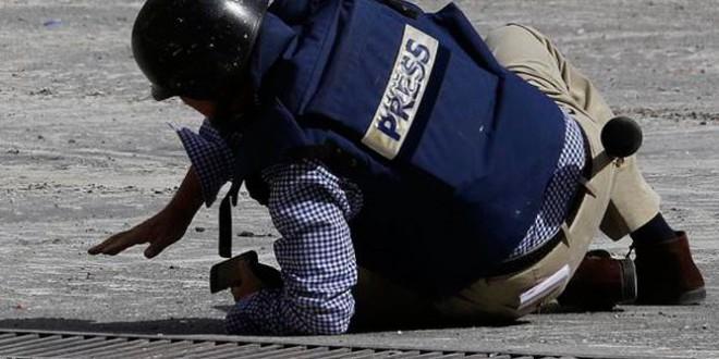 الاعتداءات على الصحافيين المغاربة