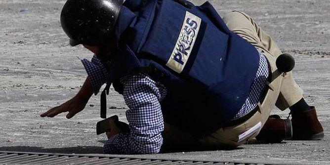الاعتداءات على الصحافيين المغاربة تراجعت ب50 بالمائة خلال 2015