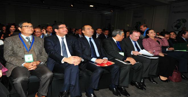 ''كوب22'' تجمع رجال أعمال مغاربة وفرنسيين بالدارالبيضاء