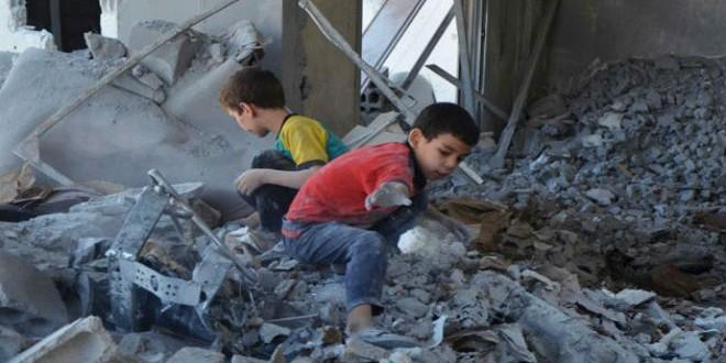 حصار سوريا