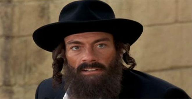 بالصور.. فان دام يفاجئ اليهود ويزور حائط المبكى