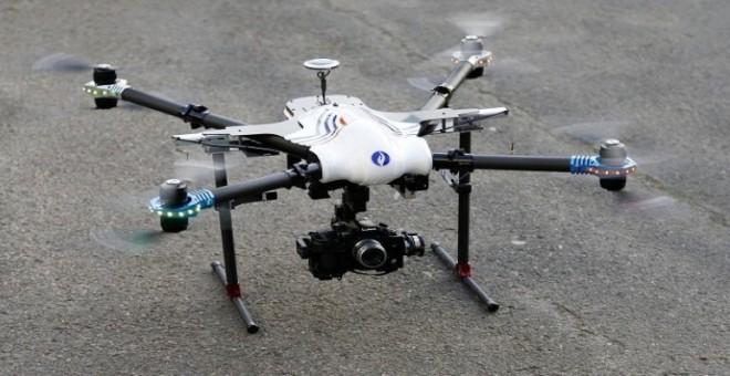 بالفيديو.. طائرة بدون طيار بإمكانها الاختباء تحت الماء عدة شهور
