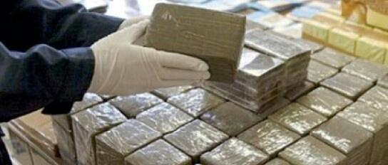 حجز أطنان من المخدرات بطنجة كانت متجهة لهذا البلد الأوربي