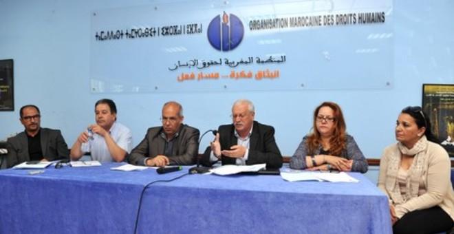 منظمة حقوقية تشجب منع أساتذة الغد من التظاهر السلمي