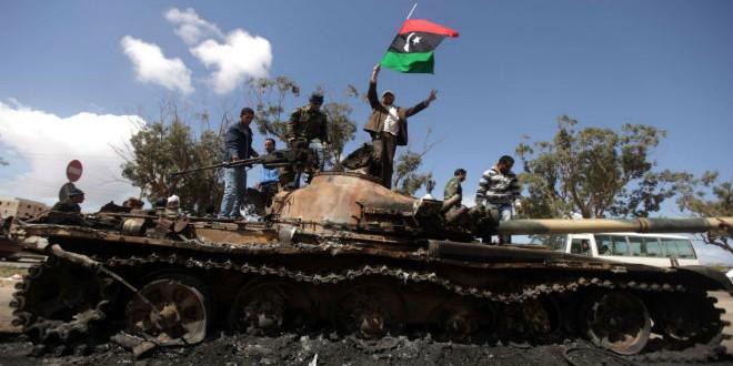 الأزمة في ليبيا