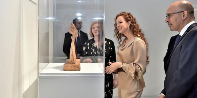 المعرض الاستيعادي للفنان ألبيرتو جياكوميتي