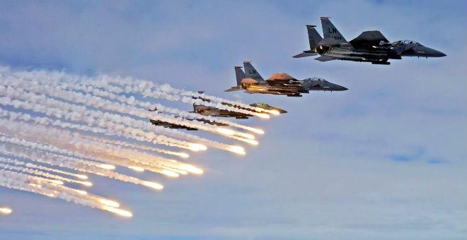 التحالف العربي يقضي على مئات من تنظيم القاعدة باليمن
