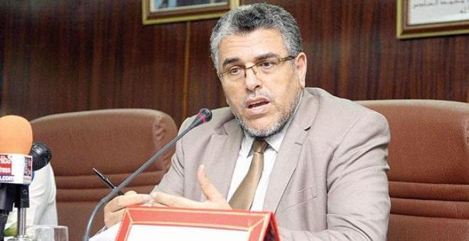 مصطفى الرميد  يوثق بالصورة والصوت اجتماعاته مع الجمعيات