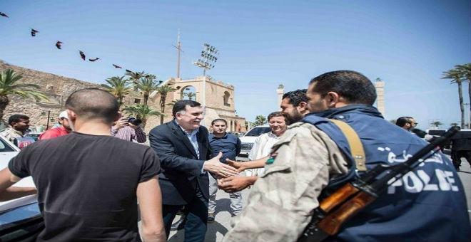 حكومة الوفاق الوطني في ليبيا تعلن عن تكوين حرس رئاسي