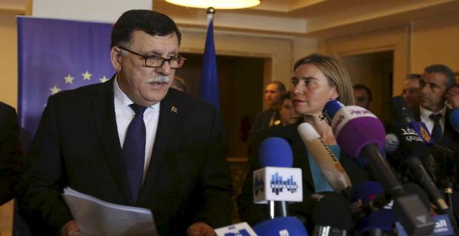 هل ترفض حكومة الوفاق الليبي أي تدخل عسكري أجنبي؟