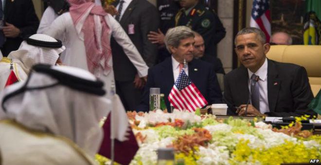 قبل رحيله..هل ينجح أوباما في امتصاص الغضب الخليجي ؟