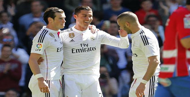 الجدل يشتد بين ثلاثي ريال مدريد