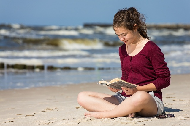 القراة تخفيف الضغط