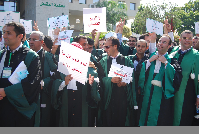 نادي القضاة يشدد الخناق في انتخاب أعضاء المجلس الأعلى للسلطة القضائية