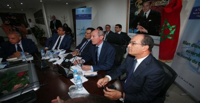 الصديقي : حريصون على تحسين أوضاع الشغيلة في المغرب