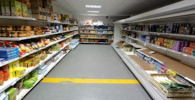 تفعيل  قانون  السلامة الصحية  للمنتجات الغذائية في المتاجر الكبرى