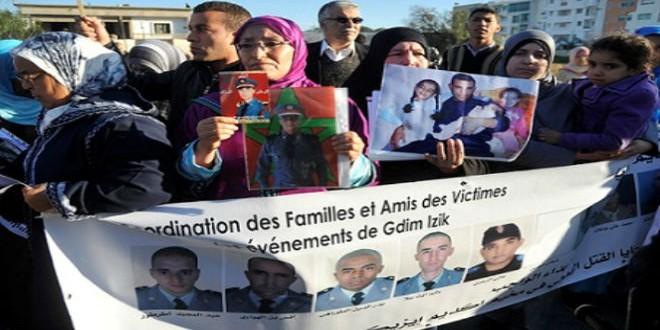 الجزائر تتحرك لشراء صكوك الغفران لجلادي مجزرة إكديم إيزيك