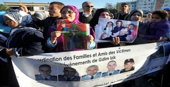حديث الأسبوعيات:  الجزائر تتحرك لشراء صكوك الغفران لجلادي مجزرة إكديم إيزيك