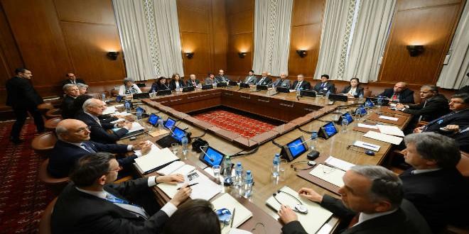 الهيئة العليا للمفاوضات السورية
