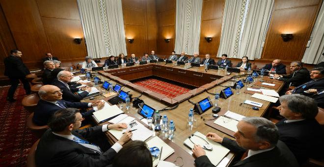 الهيئة العليا للمفاوضات السورية : لا طائل من العودة إلى جنيف