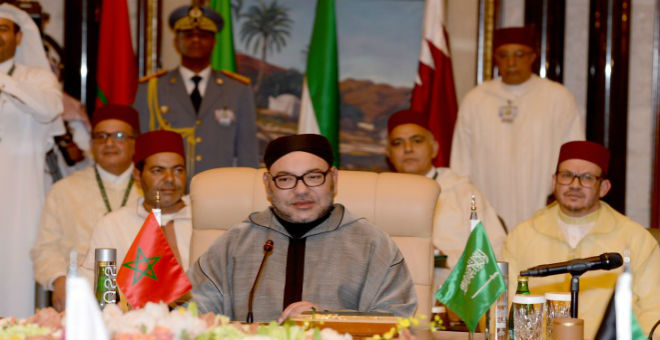 حديث الصحف: اهتمام إعلامي واسع بمضامين خطاب الملك في الرياض