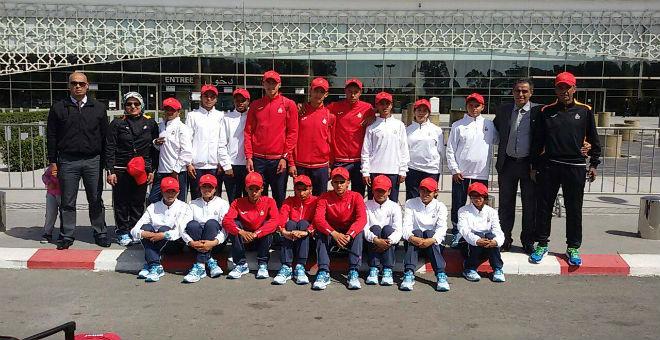 المنتخب الوطني المدرسي يشارك في بطولة العالم