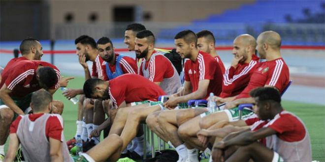 برشلونة مهتم بنجمي المنتخب المغربي!