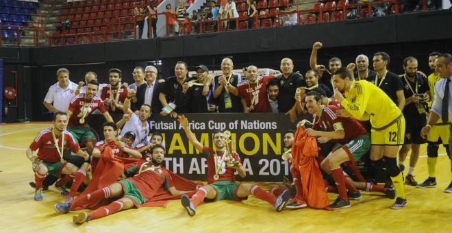الدكيك : نهدي لقب كأس افريقيا للملك ولجميع المغاربة