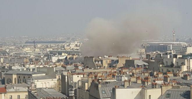 انفجار مهول يهز العاصمة باريس