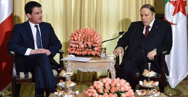 حديث الصحف:الرئيس الجزائري شبه غائب عن الوعي