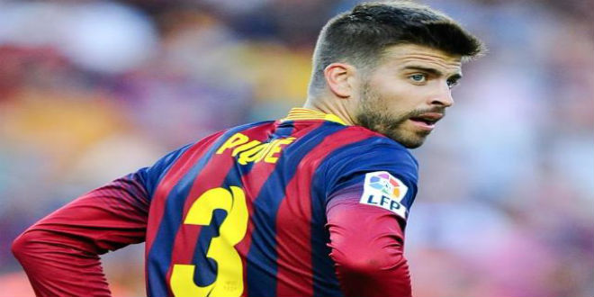 بيكي يستفز أنصار ريال مدريد من جديد