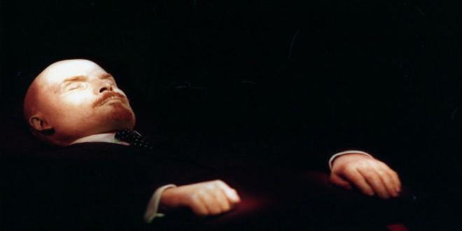جثمان لينين