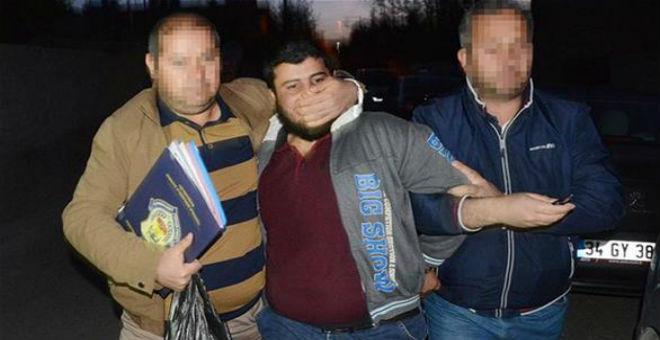 تركيا تعلن القبض على 3