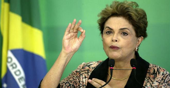 روسيف: عزلي عن السلطة سينعكس على استقرار البرازيل