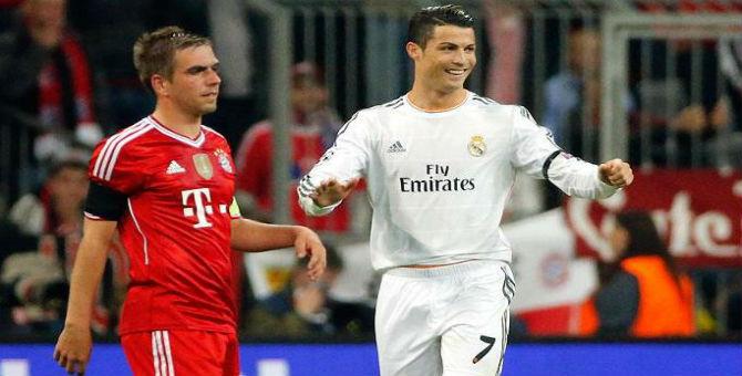 رونالدو يدك شباك الفرق الألمانية في 6 مواجهات