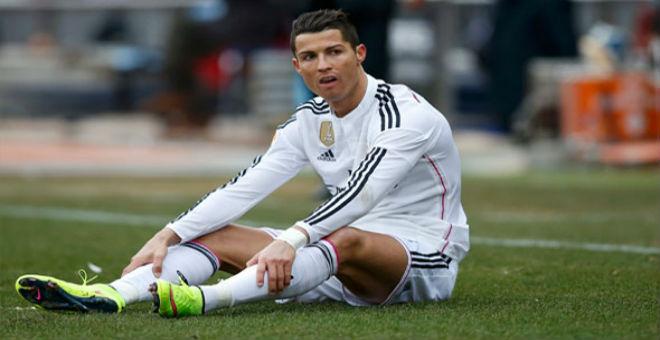 ريال مدريد ينفي إصابة رونالدو في العضلة