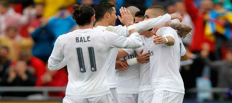 ريال مدريد يقترب من ضم مهاجم كبير