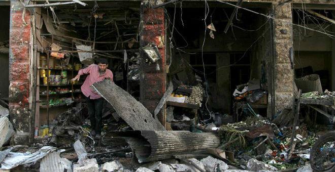 80 قتيلا في مجزرتين للنظام السوري في ريف إدلب