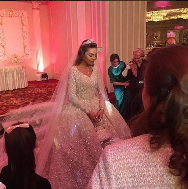 زفاف اسطوري
