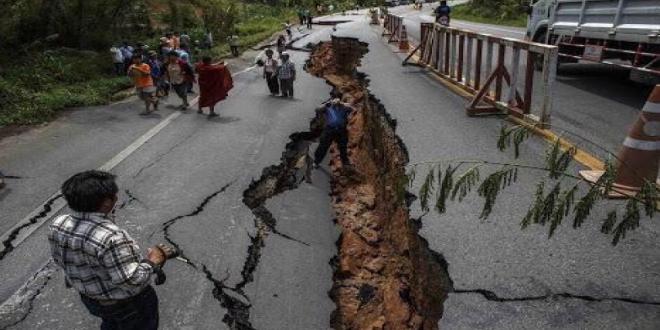 زلزال الاكوادور