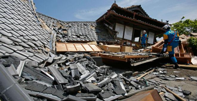 ارتفاع حصيلة ضحايا زلزال اليابان إلى 23 قتيلا