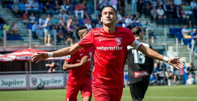 زياش يتألق ويسجل هدفين رائعين