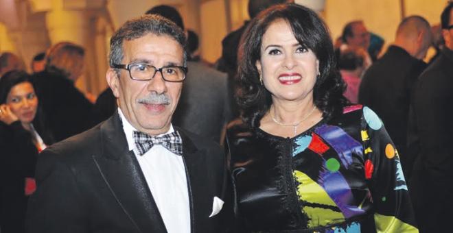 المهرجان الدولي لمسرح الشارع في العيون يكرم سعد الله وخديجة أسد