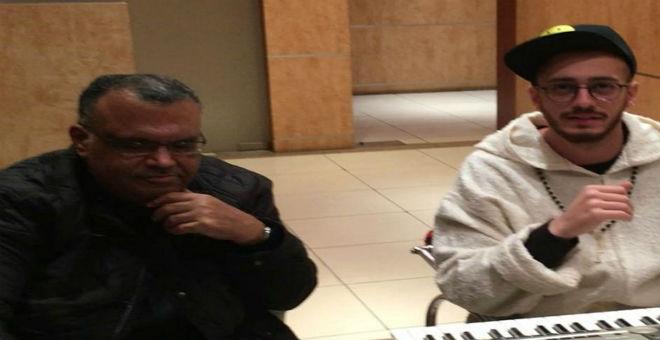 سعد لمجرد ونبيل شعيل في ديو مغربي خليجي
