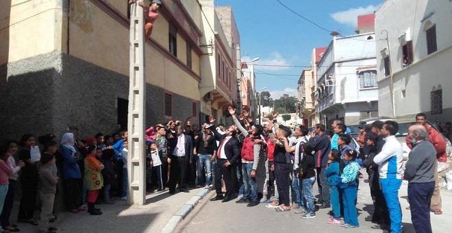 الفنان المغربي سعيد موسكير يهدد بالإنتحار
