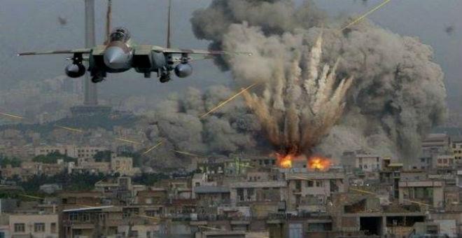 تنديد بسياسة الأرض المحروقة التي تنفذها قوات بشار الأسد
