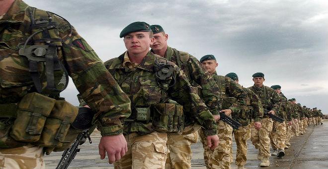 هل ترسل بريطانيا قواتها إلى ليبيا؟
