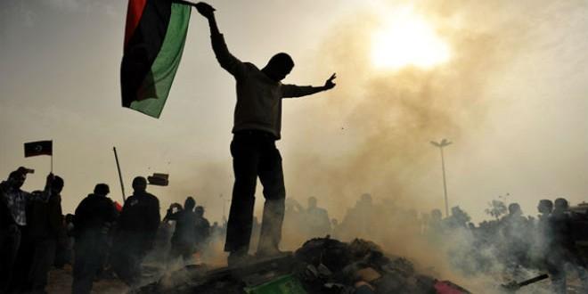 مشروع تقسيم ليبيا