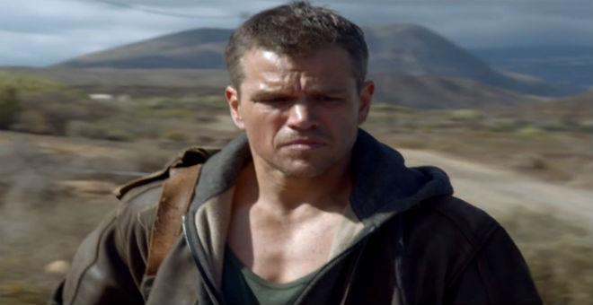 طرح الإعلان الترويجي للجزء الخامس من فيلم الجواسيس Jason Bourne