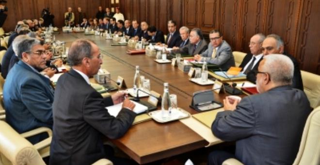 المجلس الحكومي يندد بتقرير بان كي مون بشأن قضية الصحراء
